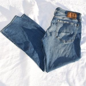Mavi Jean's zach straightleg 34